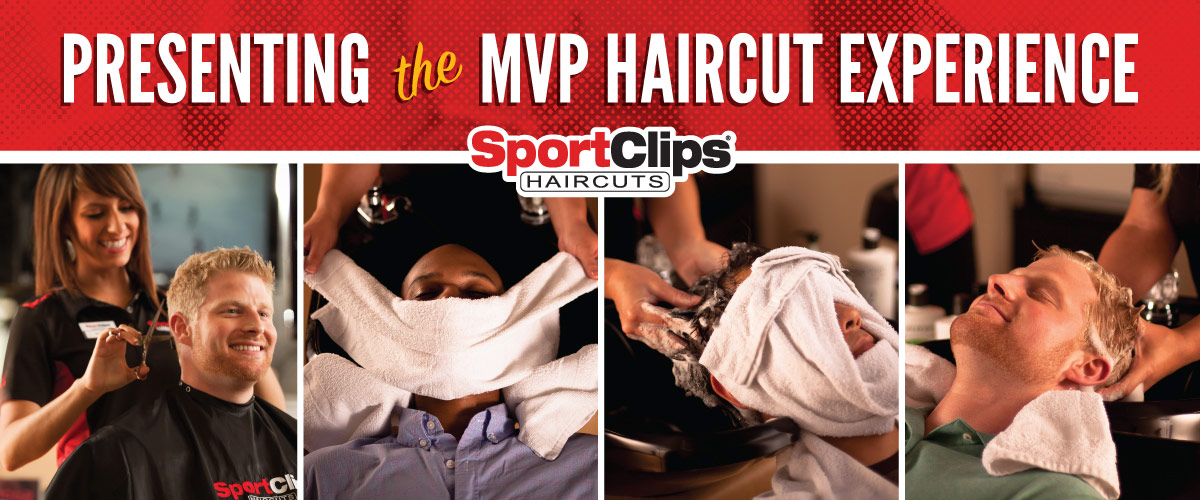 The Sport Clips Haircuts of the Shops at Hudson Oaks MVP